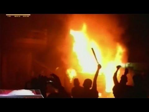 Ινδονησία: Στις φλόγες τρεις βουδιστικοί ναοί