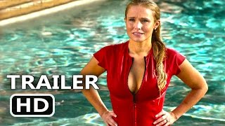 CHІPS 2017 Red Band Trailer (2017) Kristen Bell Comedy Movie HD