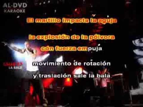 La bala Calle 13