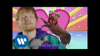 Ed Sheeran & Justin Bieber   I Don't Care (Sing Along Oficial)
