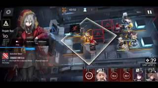Projekt Red  - (Arknights) - Arknights 5-3 Hard Mode with Projekt Red
