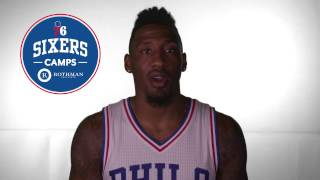 Robert Covington Camp Message