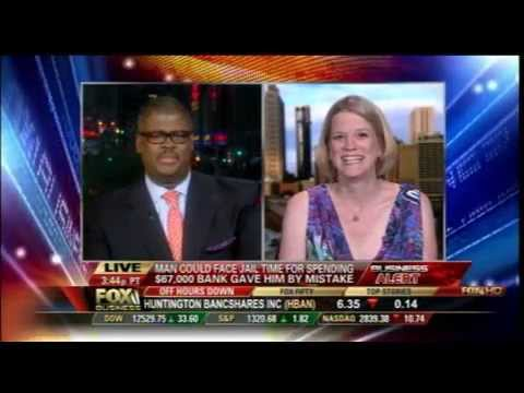 Meg Strickler on @teamcavuto with Neil Cavuto Fox Business channel re Joseph Bucci and his windfall