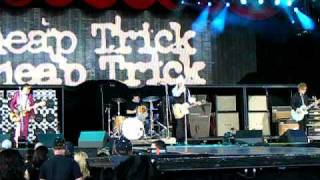 Cheap Trick Molson Amphitheater Toronto ON July 4, 2009- A Day In The Life