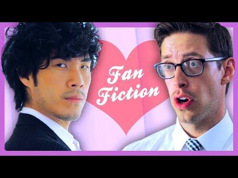 The Try Guys Recreate Fan Fiction (видео)