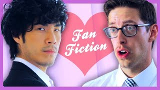 The Try Guys Recreate Fan Fiction