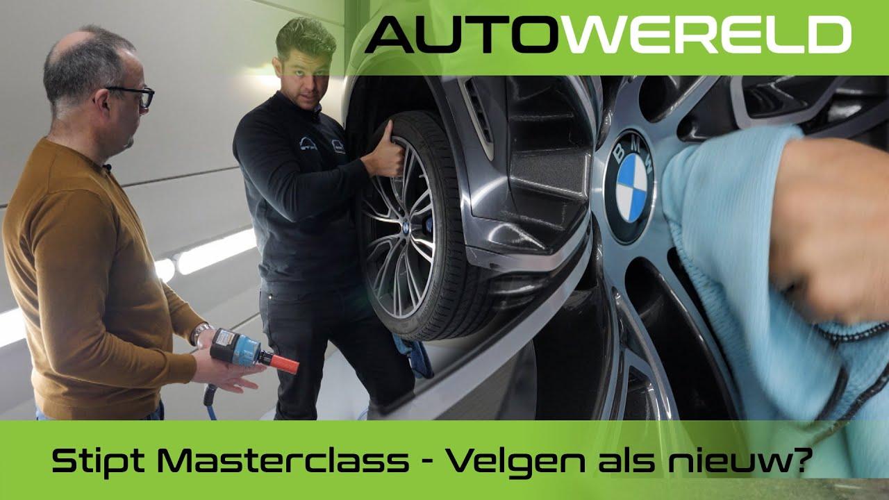 Hoe maak je jouw wielen fabrieksnieuw? | Stipt Masterclass