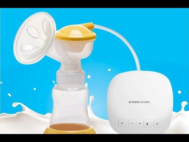 Молокоотсос электрический от USB/ Breast Pump. КУПИТЬ МОЛОКООТСОС. Молокоотсос электрический, отзыв.