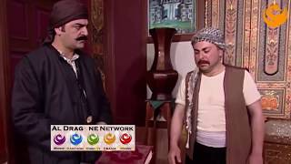 باب الحاره = اقوى مشهد للعكيد ابو شهاب 2