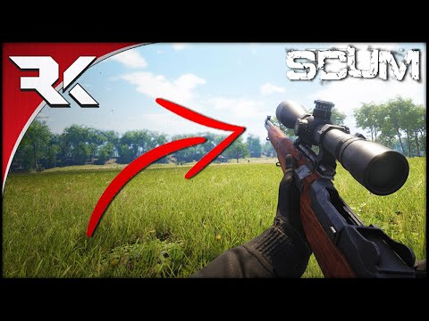 Scum - WHAT GOES WITH WHAT? | The Complete Weapons/Attachments Manual! #scum