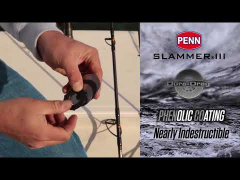 PENN Slammer III Spinning – Best Spincast Reel 2018 Review