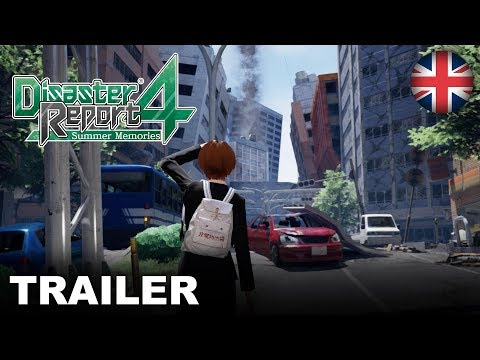 Disaster Report 4 Plus: Summer Memories : Disaster Report 4: Summer Memories - First Impact (PS4, Nintendo Switch, PC) (EU - English)