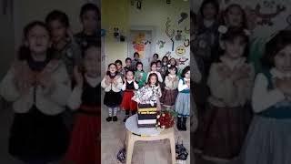 preview picture of video 'روضة فرسان يعفور  احتفال بمناسبة عيد المولد النبوي         #رقص-أميرات-بيت-الكردي'