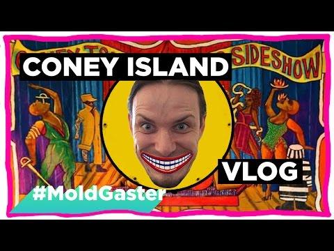 Как отдохнуть в New York? Поход на Coney Island! #Vlog #Общество #Путешествия #Туризм #Влог #Америка