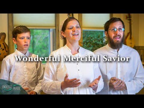 Wonderful Merciful Saviour