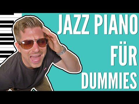 Jazz Piano lernen für Dummies I Wie Du stundenlang Barpiano spielst (Quintfallsequenz Methode)