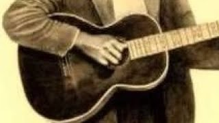'High Water Everywhere, Pt. 1' CHARLEY PATTON, 1929 Delta Blues Guitar Legend
