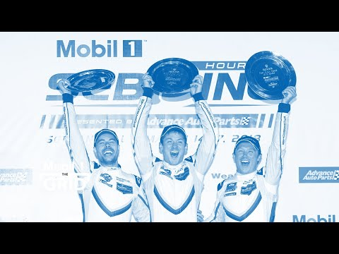 At The Double – Porsche GT Team Record Back-To-Back Wins At Super Sebring | M1TG