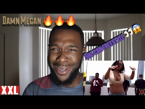 "Megan Thee Stallion ""Freestyle Compilation"" Reaction!  😱🔥 Yo she can freestyle no cap 😱🔥"