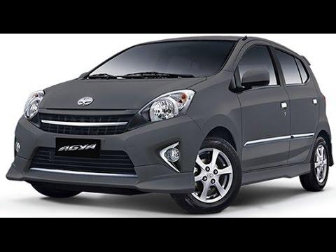 Toyota Agya Indonesia 2015