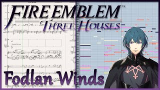 """New Transcription: """"Fodlan Winds"""" from Fire Emblem: Three Houses (2019)"""