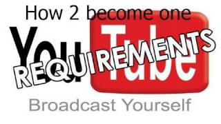 Youtube Partnership - How to Apply + REQUIREMENTS