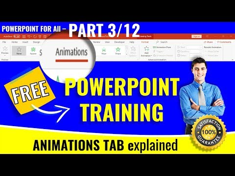 Free PowerPoint Training - Part 3/12 - YouTube