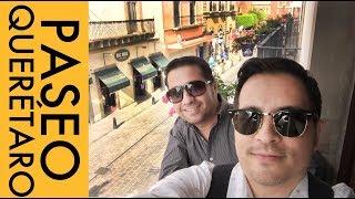 preview picture of video '⭕️ Entre Calles, Bazares, Historia y Brindando Con Maximiliano de Habsburgo en Querétaro T1 E49'