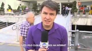 Participação do Advogado Jonatas Lucena no Balanço Geral Tv Record