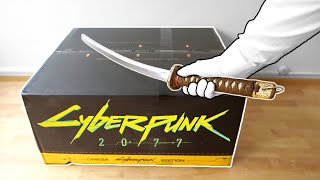 Unboxing CYBERPUNK 2077 Gaming Chair [Sold Out]