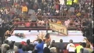 Hardcore Tittle Battle Royal RAW!