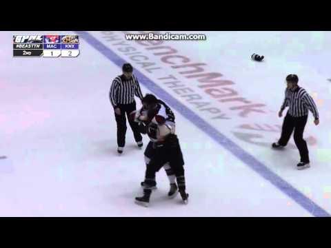 T Howe vs C Fulton - 12/29/15