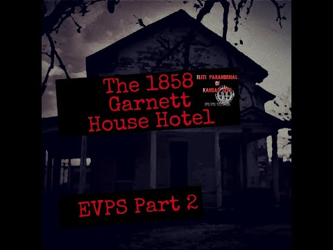 EVPs from November 2018 Investigation