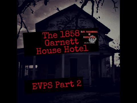 EVPs from November 2018 Investigation