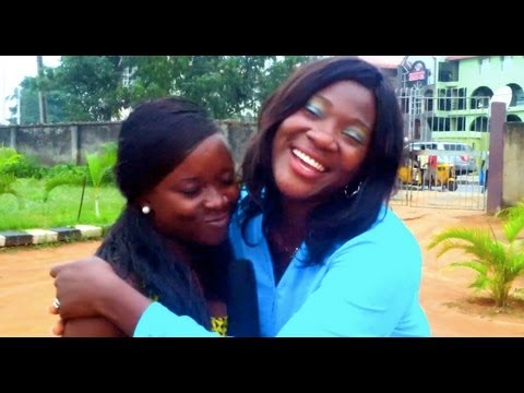 Adeola interviews MERCY JOHNSON! Na true Nollywood Star!