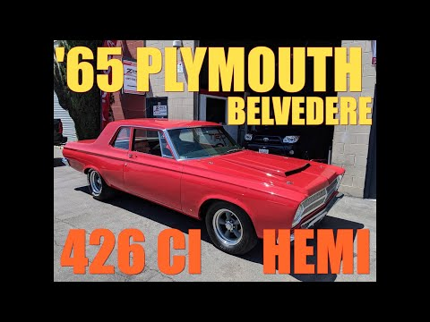 Video of '65 Belvedere - QQ4M