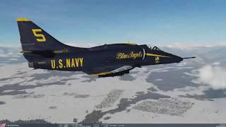 DCS | A-4E-C Skyhawk
