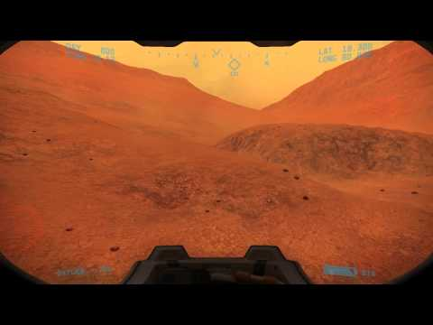 A Gorgeous Game Of Mystery And Survival On The Surface Of Mars