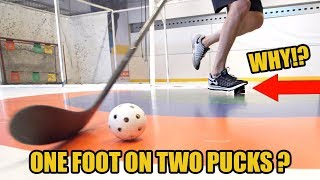 Secret Swedish Hockey Training !