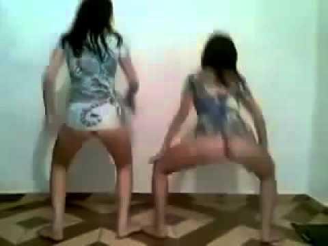 Duas novinha dançando funk!