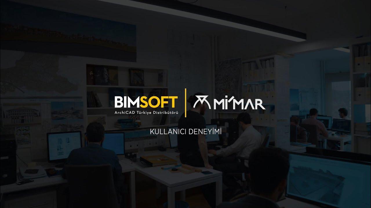 Mi'mar Mimarlık ARCHICAD Deneyimlerini Paylaşıyor!
