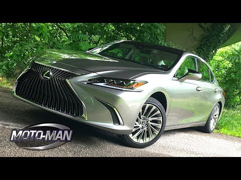 2019 Lexus ES 350 FIRST DRIVE REVIEW: Not your Grandmother's Lexus . . . (2 of 3)