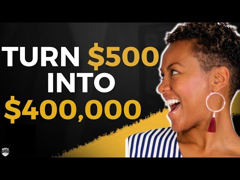 How To Turn $500 Into $400,000 With COMPOUND INTEREST | WealthNation