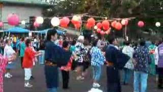 preview picture of video 'Bon Dance - Waipahu Plantation'