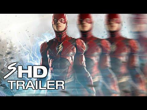 The flash 2020   ezra miller concept movie trailer  hd  fan made