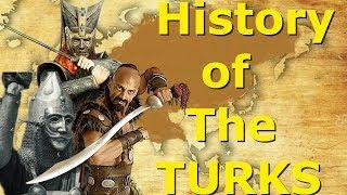 TÜRK TARİHİ History of the Turks ( Baştan Sona )