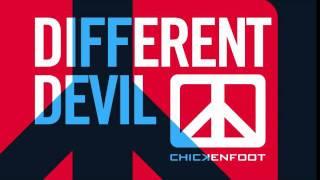 """Chickenfoot """"Different Devil"""""""