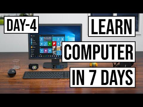 Computer Training Part 4 - Computer Course