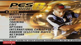 pes 6 new gameplay - मुफ्त ऑनलाइन वीडियो