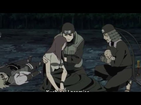 Sad Soundtrak Naruto -Minato and Kushina Dead